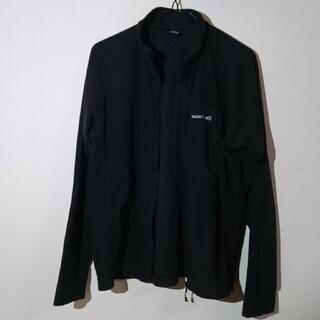 mont bell - モンベル シャミースジャケット メンズM 黒