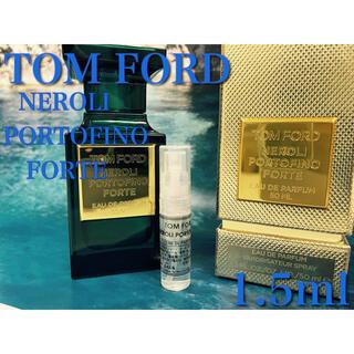 トムフォード(TOM FORD)のトムフォード 【ネロリポルトフィーノ フォルテ】 最高級香水(香水(男性用))