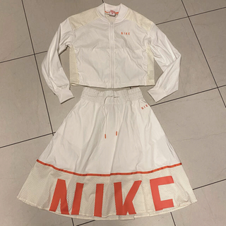 NIKE - NIKE セットアップ スカート