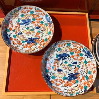 有田焼 京一水 皿 5枚 セット(食器)