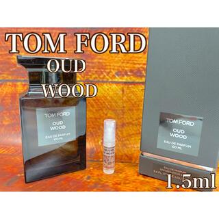 トムフォード(TOM FORD)のTOM FORD 【OUD WOOD】 セレブ御用達の人気香水シリーズ(香水(男性用))