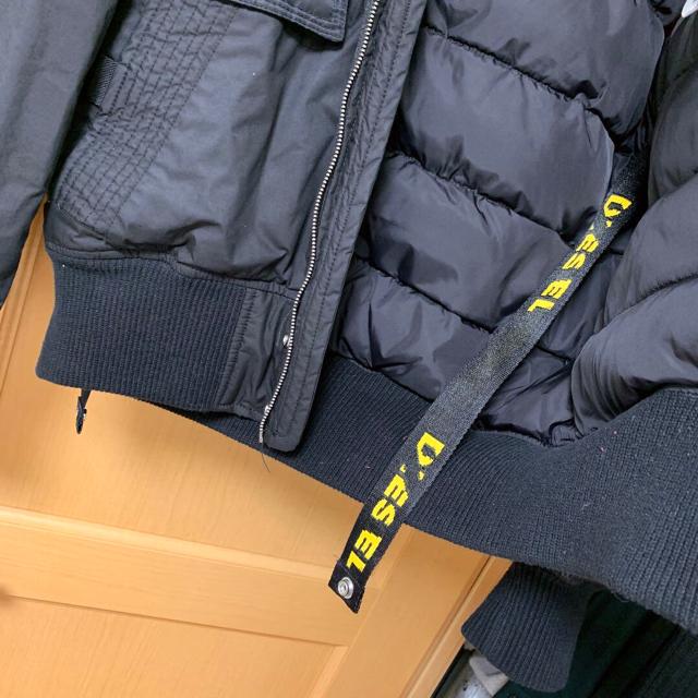 DIESEL(ディーゼル)の★使用少★ディーゼル DIESEL ダウンジャケット★Sサイズ メンズのジャケット/アウター(ダウンジャケット)の商品写真