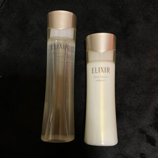 ELIXIR - エリクシールシュペリエル化粧水、乳液