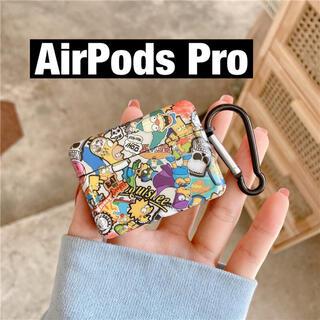 シンプソンズ  AirPods Pro 用 エアポッズ プロ ケース(モバイルケース/カバー)