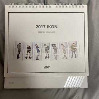 iKON - IKON 2017 specialcalendar 公式