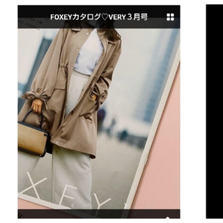 FOXEY - FOXEY NEW YORK COLLECTION カジュアルフードコート 38