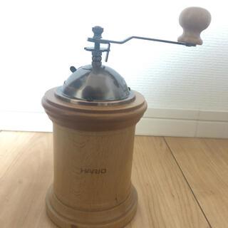 ハリオ(HARIO)のHARIO (ハリオ) 手挽き コーヒーミル コラム CM-502C(調理道具/製菓道具)