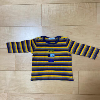 ファミリア(familiar)のfamiliar ボーダーロンT 80(Tシャツ)