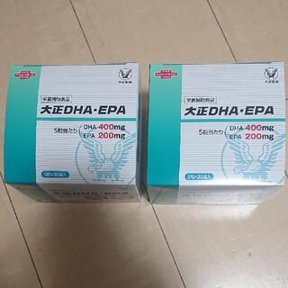 タイショウセイヤク(大正製薬)の大正製薬 DHA・EPA 5粒×30袋 2箱セット(その他)