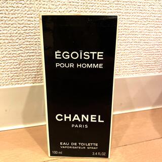 CHANEL - シャネル EGOIST オードトワレ