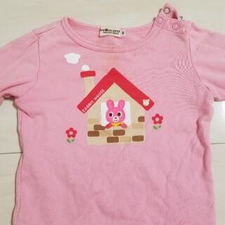 ホットビスケッツ(HOT BISCUITS)のhotbiscuit カットソー 女の子(Tシャツ/カットソー(七分/長袖))