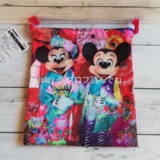 Disney - 新品 イマジニングザマジック きんちゃく
