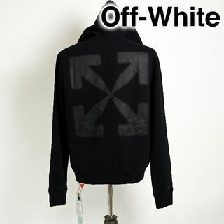 オフホワイト(OFF-WHITE)の新品 OFF-WHITE Blurred Monalisa パーカー(パーカー)