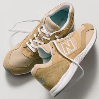New Balance - 【23.0cm】ニューバランス RC205 ユナイテッドアローズ 別注 ベージュ