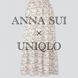 アナスイ(ANNA SUI)の専用ページ  ANNA SUI アナスイ ユニクロ スカート(ロングスカート)
