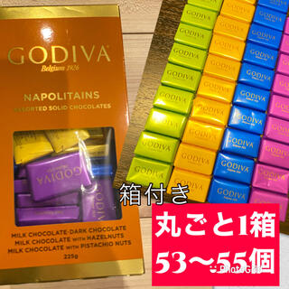 GODIVA チョコレート(菓子/デザート)