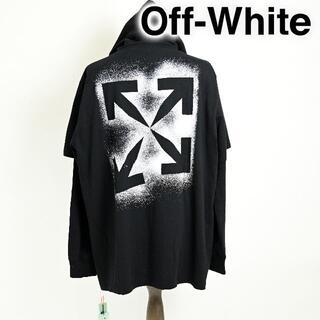 OFF-WHITE - 新品 OFF-WHITE Stencil Arrows layered