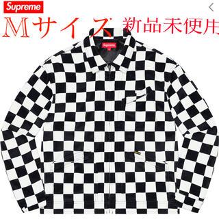 シュプリーム(Supreme)のSupreme Velvet Work Jacket(テーラードジャケット)