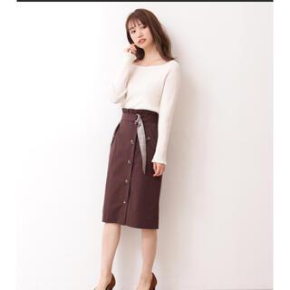 プロポーションボディドレッシング(PROPORTION BODY DRESSING)のプロポーション タイトスカート(ひざ丈スカート)