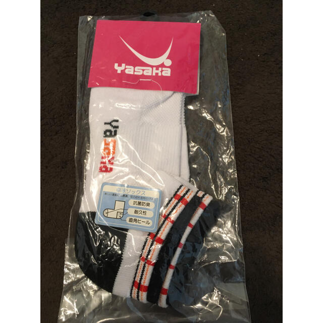 Yasaka(ヤサカ)の卓球 靴下 Mサイズ YASAKA ソックス スポーツ/アウトドアのスポーツ/アウトドア その他(卓球)の商品写真