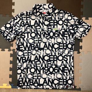ニューバランス(New Balance)のニューバランスゴルフ ポロシャツ 4(ウエア)