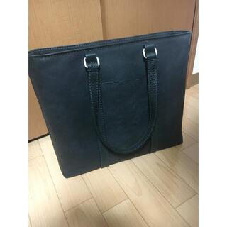 土屋鞄製造所 - 土屋鞄 未使用 トーンオイルヌメ トートバッグ ミッドナイトグリーン