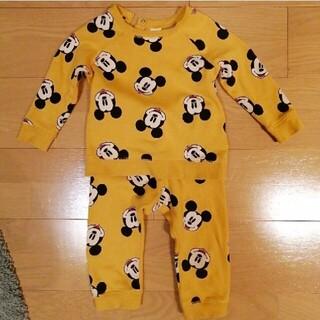 H&M - ミッキーパジャマ