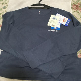 モンベル(mont bell)の値下げ 新品 現行品 mont-bell レディース 長袖 ウィックロン(Tシャツ(長袖/七分))