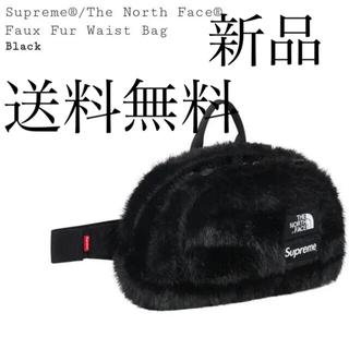 Supreme - Supreme North Face Faux Fur Waist Bag