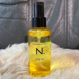 ナプラ(NAPUR)のN.  SHEA OIL(オイル/美容液)