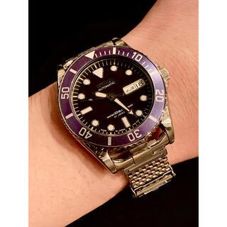 セイコー(SEIKO)のSEIKO アンティーク SKX023 ゴーストベゼル 美品(腕時計(アナログ))