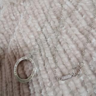 ティファニー(Tiffany & Co.)のTiffanyリングネックレス(ネックレス)