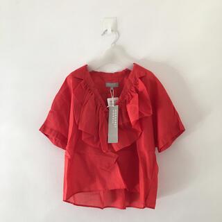 マーガレットハウエル(MARGARET HOWELL)の新品 マーガレットハウエル ブラウス(シャツ/ブラウス(半袖/袖なし))