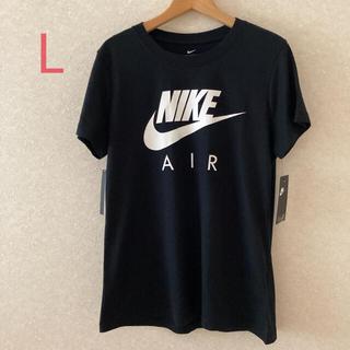 ナイキ(NIKE)のL ☆ Tシャツ  NIKE  レディース   新品 (Tシャツ(半袖/袖なし))