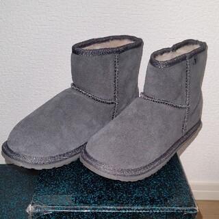 エミュー(EMU)のEMU ムートンブーツ 20cm(ブーツ)