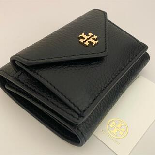 Tory Burch - 71624 トリーバーチ 三つ折財布 CARTER ブラック