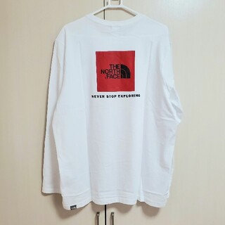 THE NORTH FACE - 【新品タグ付き】THE NORTH FACE ロンT XL