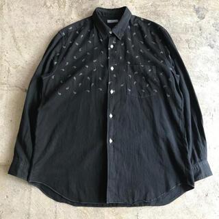 COMME des GARCONS - COMME des GARCONS HOMME paisley shirt
