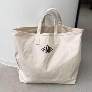 L'Appartement DEUXIEME CLASSE - 【AMERICANA/アメリカーナ】AME Tote Bag  ブラウンL