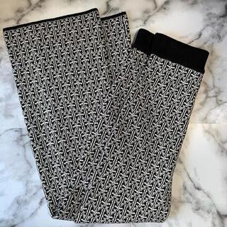 しまむら - 新品未使用タグ付き しまむら ニット パンツ ブラック