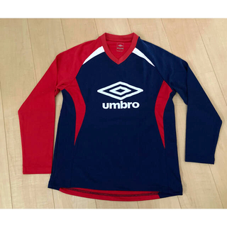 UMBRO - umbro アンブロ Tシャツ 長袖Tシャツ
