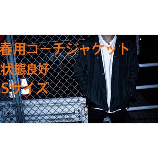GU - ☆美品☆Sサイズ☆GU☆コーチジャケット☆