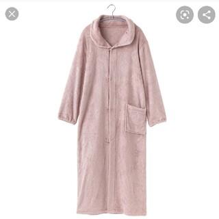 ニトリ(ニトリ)のニトリ デコホーム 着る毛布 エンボスボーテ ルームウェア ローズピンク (ルームウェア)
