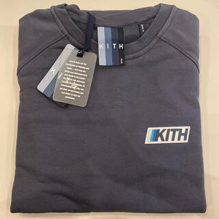 キース(KEITH)の*新品KITH Tシャツ トレーナー生地*(Tシャツ/カットソー(半袖/袖なし))