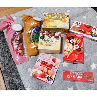 メイジ(明治)のチョコセット(菓子/デザート)