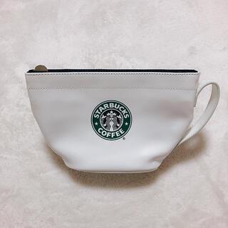 スターバックスコーヒー(Starbucks Coffee)のStarbucks カップ型ポーチ  (ポーチ)