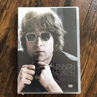 ジョンレノン レジェンド DVD(海外アーティスト)