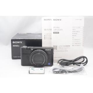ソニー(SONY)の【ほぼ新品】ソニー SONY Cyber-Shot DSC RX100M5(コンパクトデジタルカメラ)