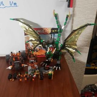 Lego - レゴ LEGO ニンジャゴー 70593 ロイドのエレメント・ドラゴン