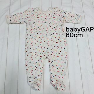 ベビーギャップ(babyGAP)の【babyGAP】カバーオール ロンパース ジャンプスーツ(カバーオール)